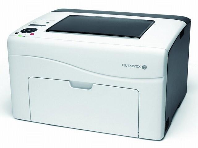 Máy in Laser màu nhỏ nhất thế giới Fuji Xerox DocuPrint CP105B