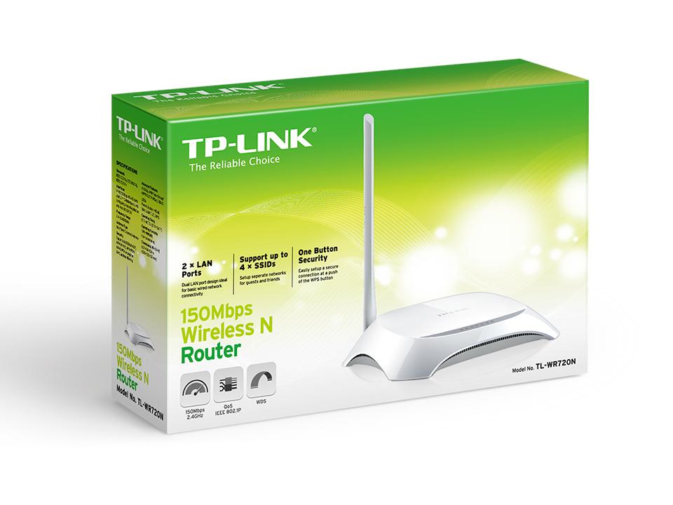 WIFI TPlink 720n